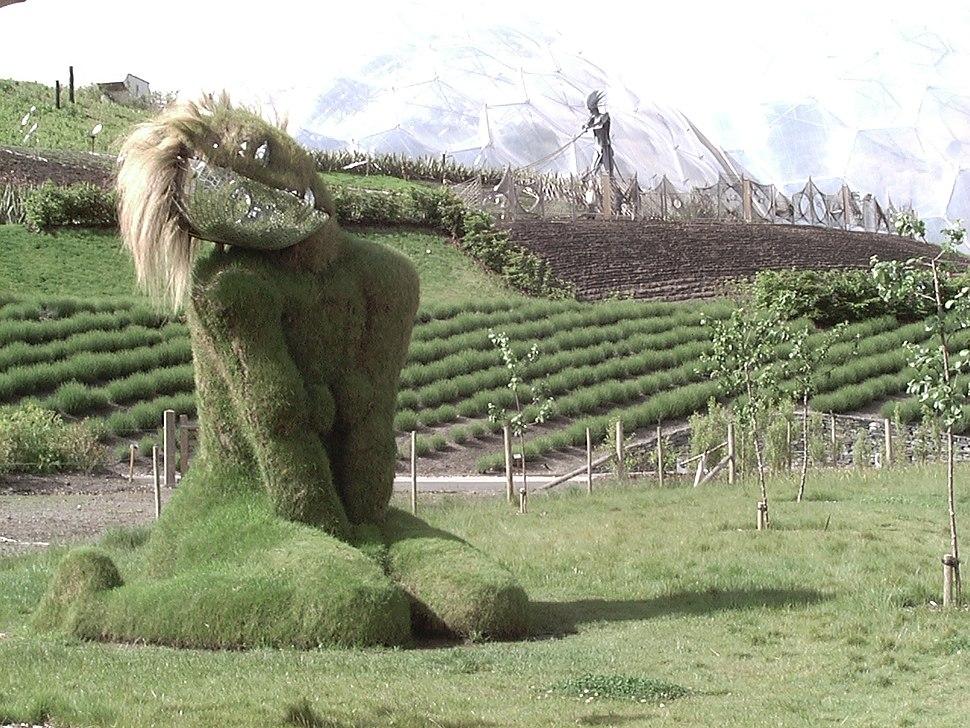 Grasswoman eden
