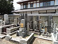 Graveyard - Hyakumanben chion-ji - Kyoto - DSC06568.JPG