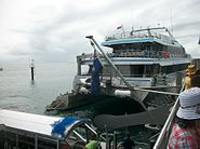 Great Barrier Reef Ferry