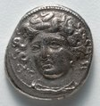 Greece, Thessaly, 4th century BC - Drachma- Fountain Nymph Larissa (obverse) - 1916.988.a - Cleveland Museum of Art.tif