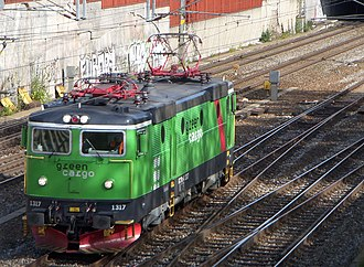 Green Cargo - Image: Green Cargo 2009