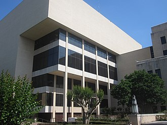 Gregg County, Texas - Image: Gregg County Courthouse annex in Longview, TX IMG 3953