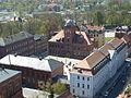 Greifswald Alter-Campus vom-Turm-des-Doms-St.-Nikolai-aus-gesehen April-2009 SL272445.JPG