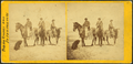 Group Indian guides and interpreters on horseback, from Robert N. Dennis collection of stereoscopic views.png