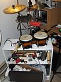 Grove.percussion, Grove home studio (by iEEEj).jpg