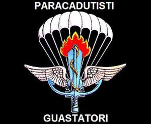 8th Paratroopers Engineers Regiment (Italy) - Image: Gua Par