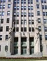 Guardian Angels, Mundelein Center, Loyola University Chicago.JPG