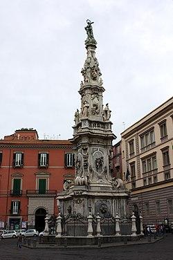 Guglia di piazza Gesu' nuovo – Napoli.jpg