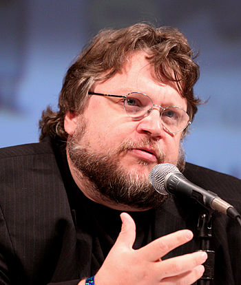 English: Guillermo del Toro at the 2010 Comic ...