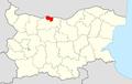 Gulyantsi Municipality Within Bulgaria.png