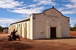 Gutha, Western Australia Town in Western Australia