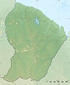 Guyane department relief location map.jpg
