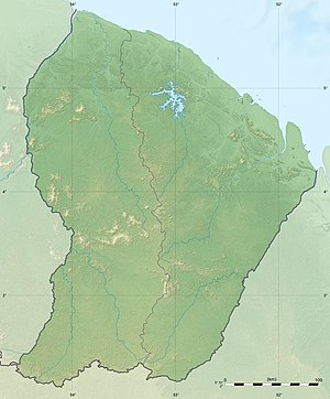 Guyane department relief location map.jpg