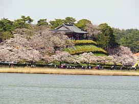 272px-Gyeongpo_Lake_Cherry_Blossoms.JPG