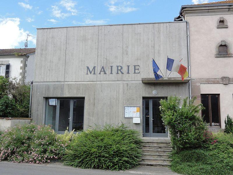 Hénamémil (M-et-M) mairie