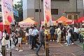 HK 上環 Sheung Wan 摩利臣街 Morrison Street 永樂街 Wing Lok Street public square 假日行人坊 Holiday bazaar November 2018 SSG 19.jpg