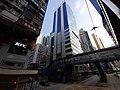 HK CWB 銅鑼灣 Causeway Bay Plaza 波斯富街 Percival Street footbridge Hennessy Road October 2019 SS2 02.jpg