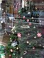 HK Central 61-63 Wyndham Street Parekh House Christmas tree Dec-2012.JPG