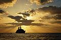 HMS Cornwall on Patrol MOD 45152687.jpg