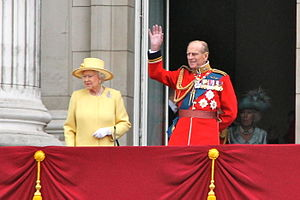 HM The Queen and Prince Philip.JPG