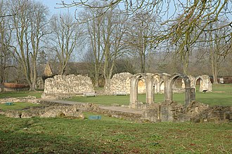Sanchia of Provence - Hailes Abbey