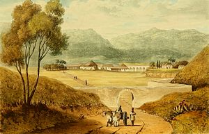 Clarendon Parish, Jamaica - Whitney Estate 1824