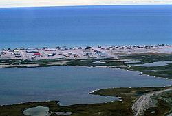 Hall Beach 1997