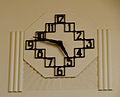 Hall de la poste Touquet-Paris-Plage. Horloge.JPG