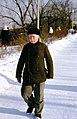Hammond Slides Man Walking By.jpg