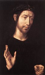 Hans Memling - Man of Sorrows - WGA14916.jpg