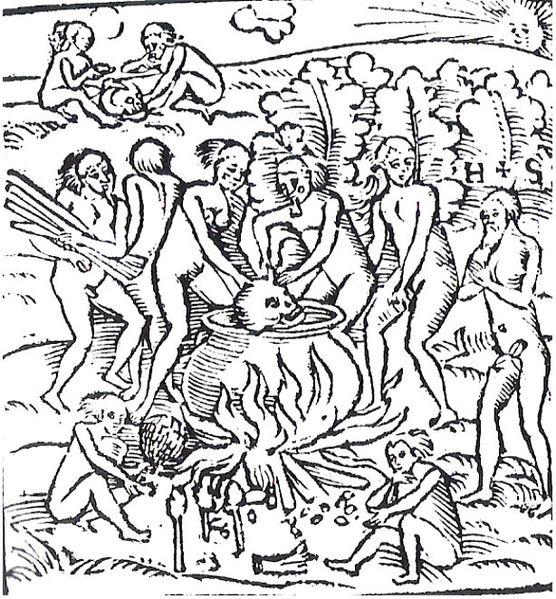 File:Hans Staden, Tupinamba portrayed in cannibalistic feast.jpg