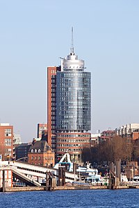 Hanseatic Trade Center in Hamburg, Germany