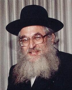 הרב שמשון פינקוס