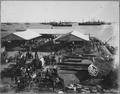 Harbor and Principal Wharf, U.S. Transports. Ponce, Porto Rico., 1899 - NARA - 530702.tif