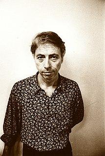 Harold Budd American avant-garde composer and poet