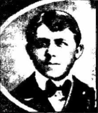 Harris G. Cope - Cope c. 1901