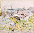 Hassam - the-harbor-of-a-thousand-masts-gloucester.jpg