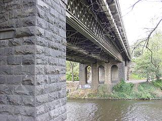 bridge in Victoria, Australia