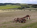 Haymaking at Knowesgate - geograph.org.uk - 1355134.jpg