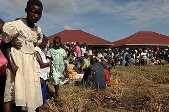 Health in Uganda - Patients in Uganda