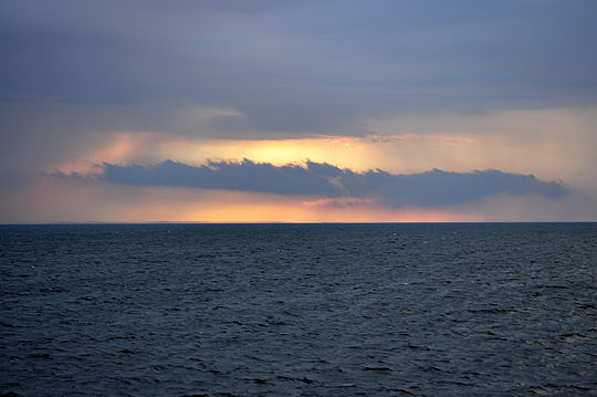 Черное или Азовское море?