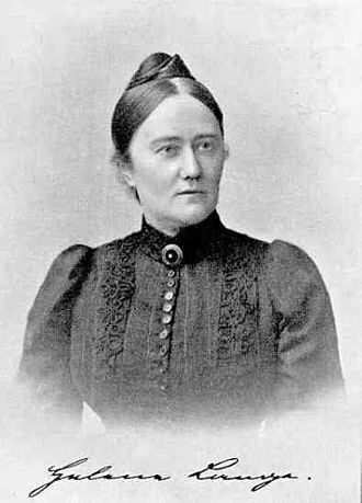 Helene Lange - Helene Lange, portrait photo by Hofatelier Elvira.