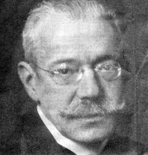 Henri James Simon - James Simon, about 1895