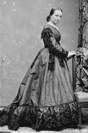 Henrietta Baker Chanfrau - Chanfrau, between 1855 and 1865.