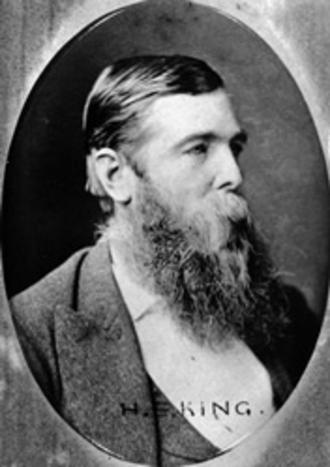 Henry Edward King - Image: Henry Edward King Queensland politician
