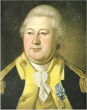 Henry Knox - Image: Henry Knox by Peale