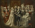 Henry Singleton (1766-1839) - The Marriage of George IV (1762-1830) when Prince of Wales - RCIN 405845 - Royal Collection.jpg