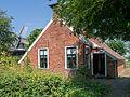 Het Hoogeland openluchtmuseum in Warffum, het Schippershoes.jpg