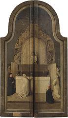 Missa de Sant Gregori de Hieronymous Bosch