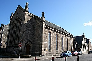 Brownlow North (evangelist) - Elgin High Kirk, where North began to attend after his conversion.